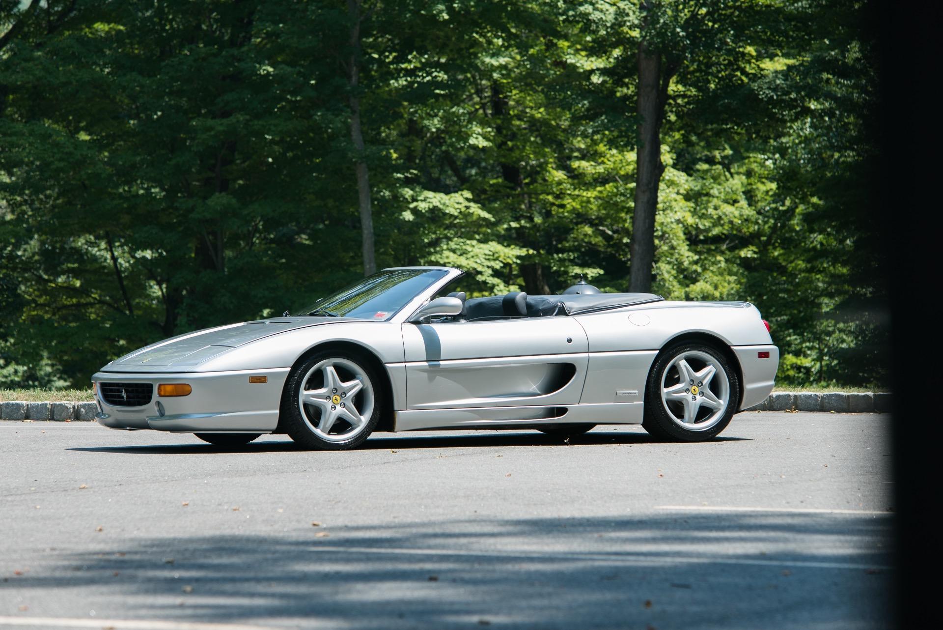 Foreign Cars Italia >> 1998 Ferrari F355 Spider