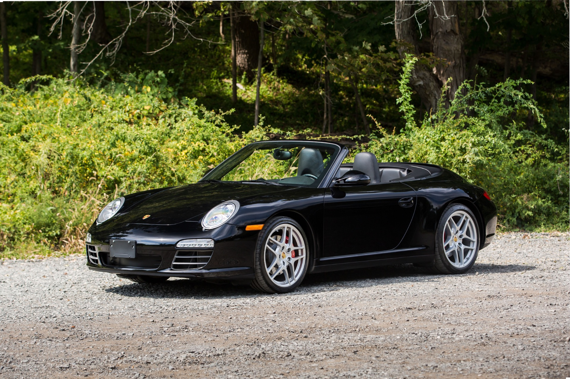 100 Black Porsche Convertible 2018 New Porsche 911