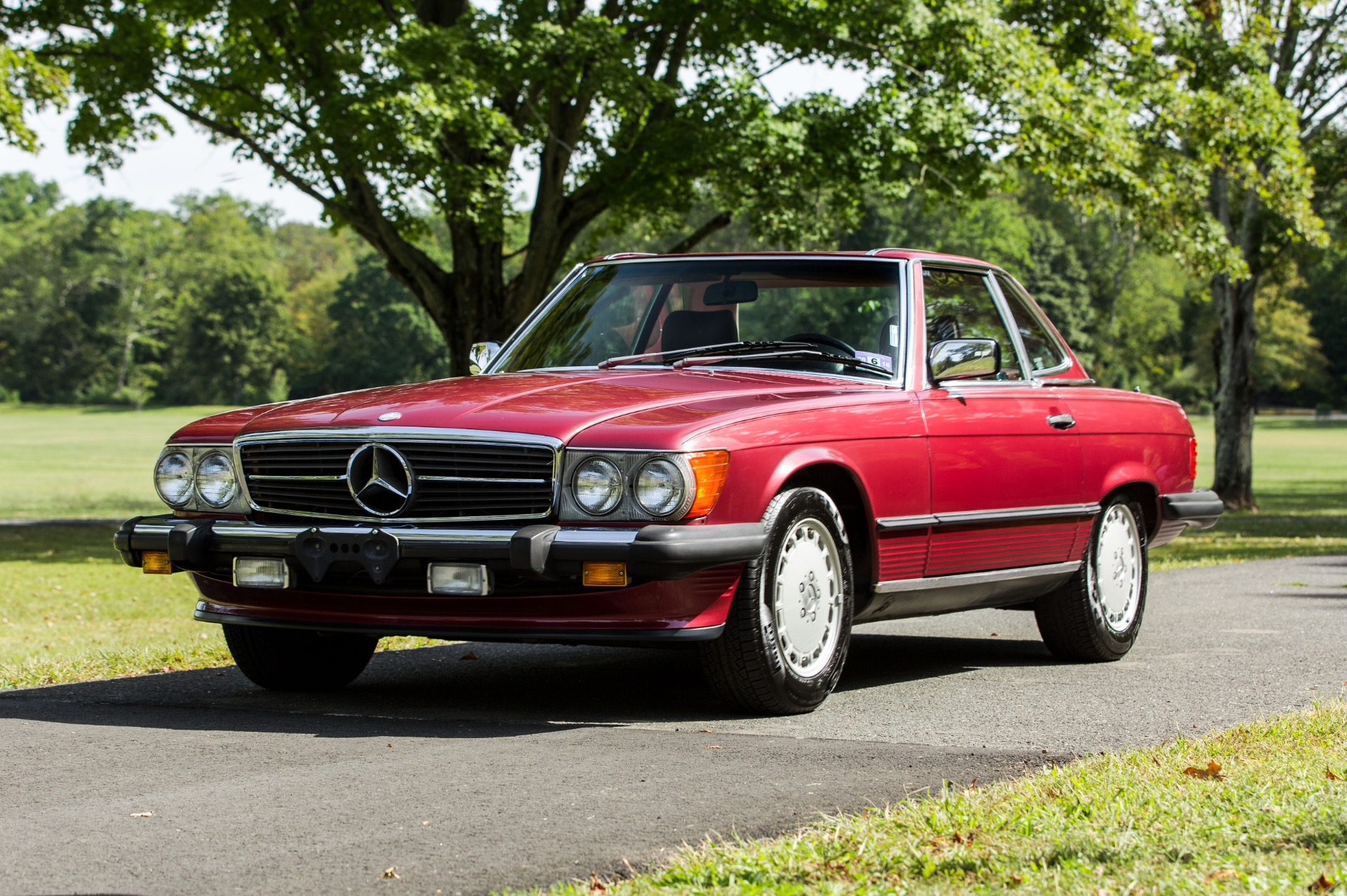 1989 mercedes benz 560 sl 560sl. Black Bedroom Furniture Sets. Home Design Ideas