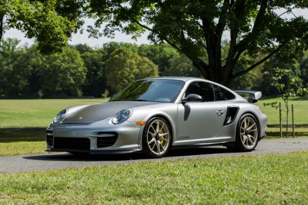 2011 Porsche 911 GT2RS