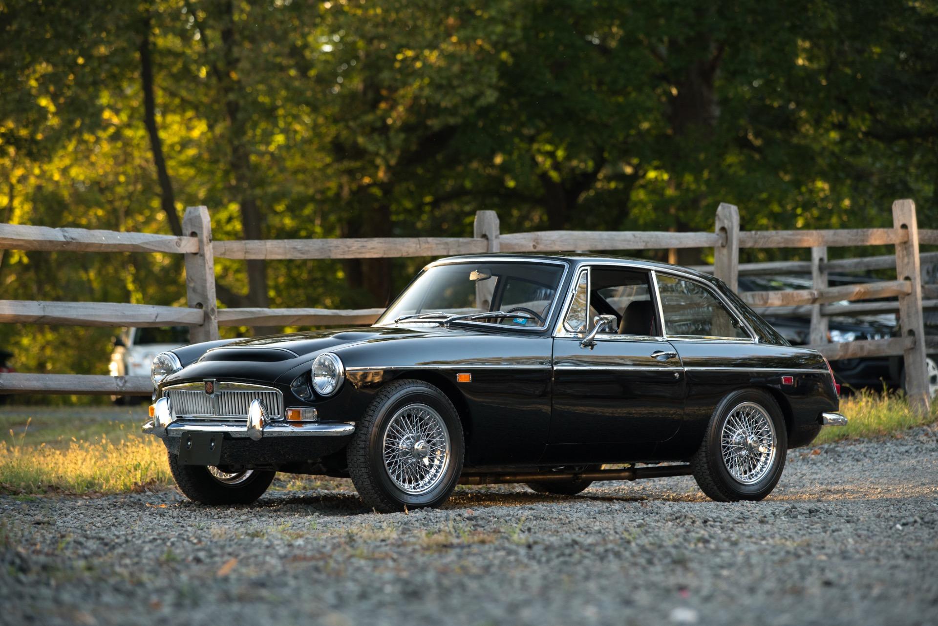 1969 MG MGC GT Coupe -