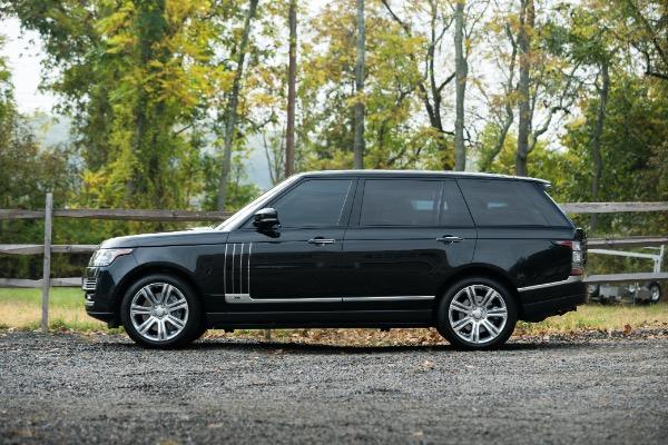 2015 Land Rover Range Rover Autobiography LWB Black ...