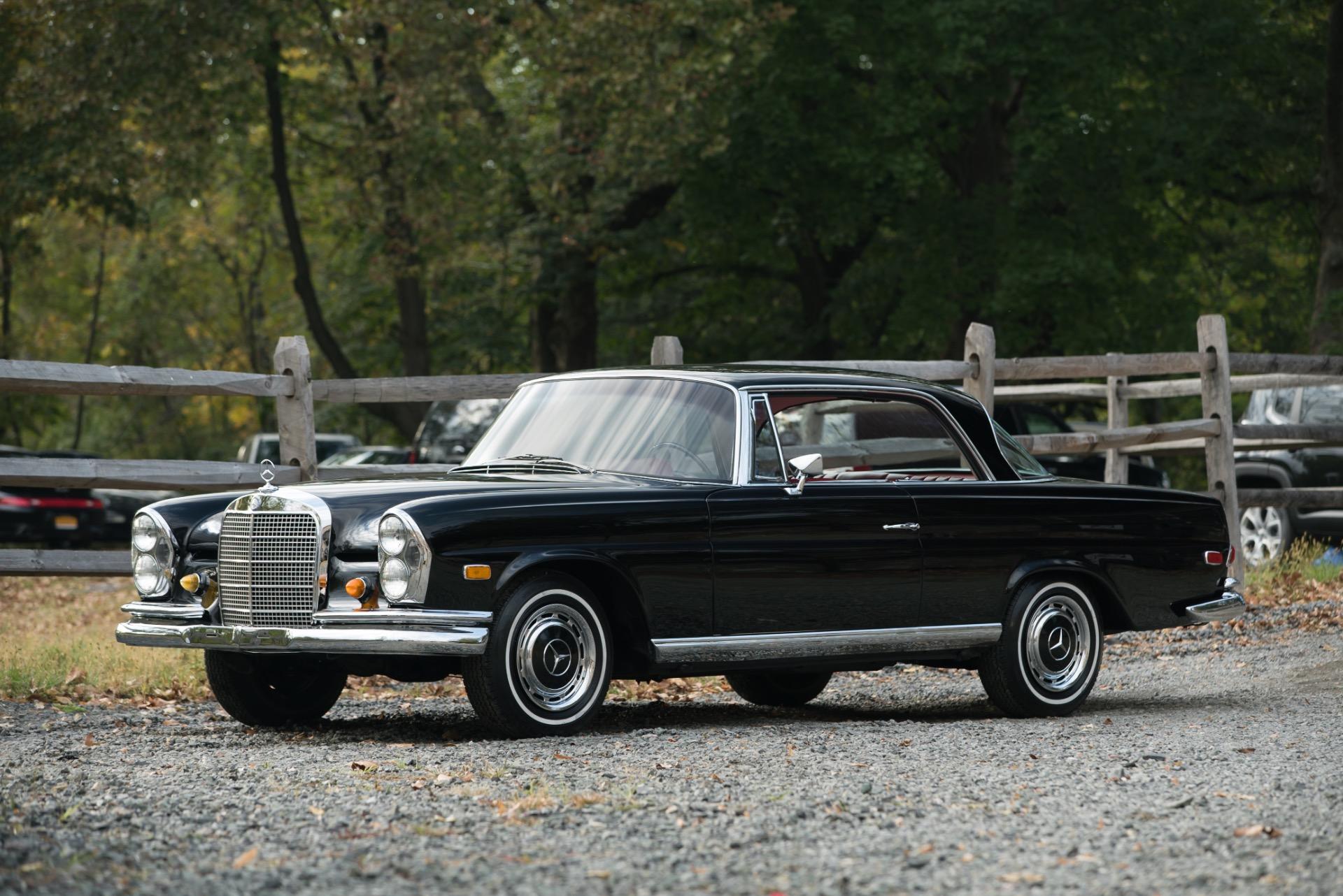 1968 mercedes benz 280se for Mercedes benz finance contact