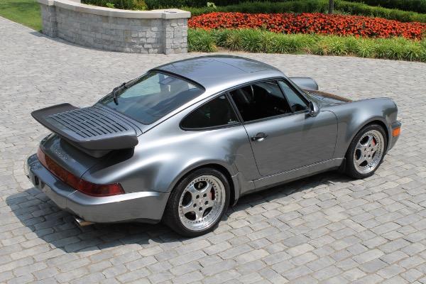 1994 Porsche 911 3.6 Turbo