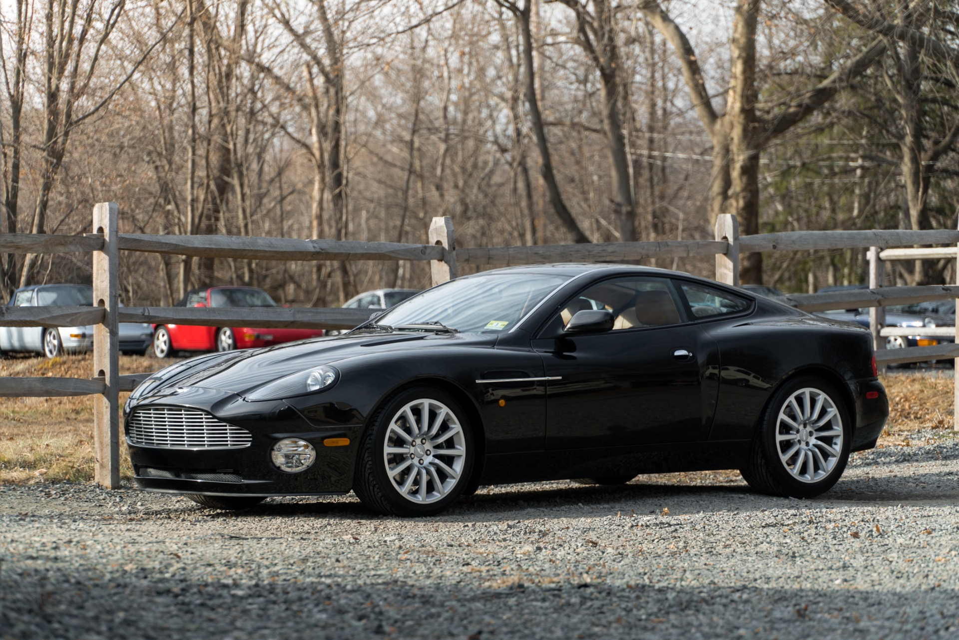 2003 aston martin v12 vanquish. Black Bedroom Furniture Sets. Home Design Ideas