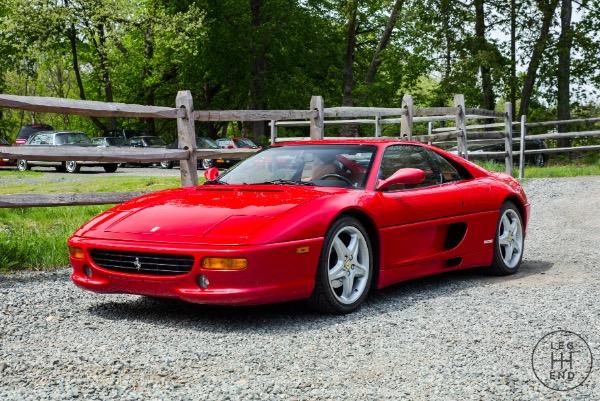 1997 Ferrari F355 GTB