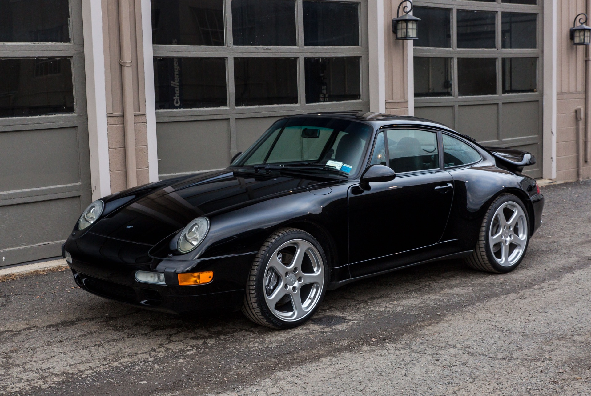 1997 Porsche 911 Ruf Turbo