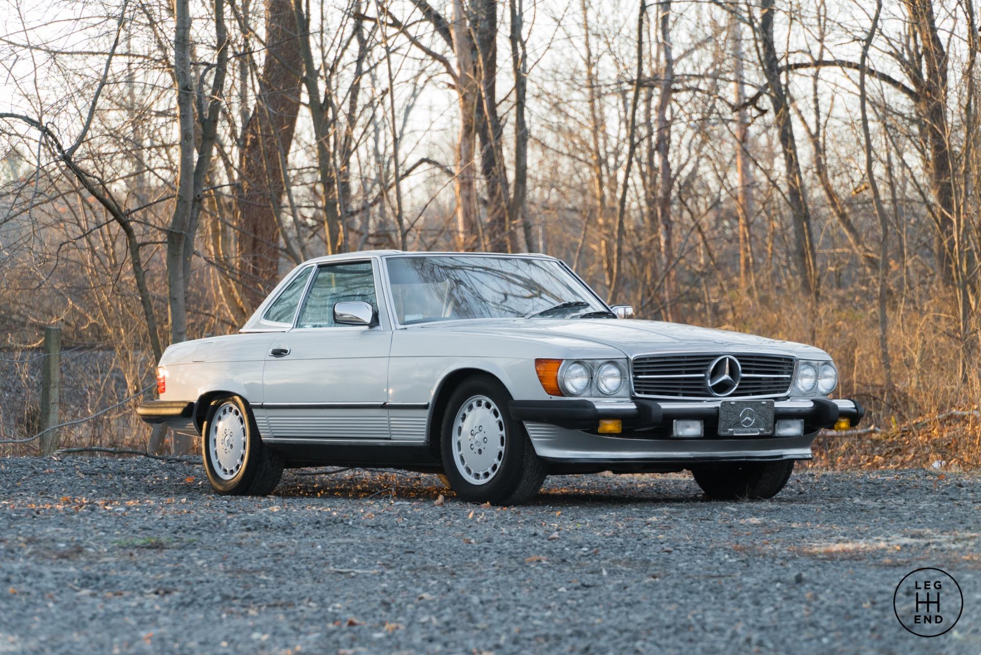 1988 mercedes benz 560 class 560 sl for Mercedes benz 560