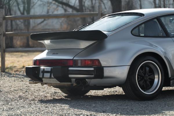 1986 Porsche 911 Turbo Carrera Turbo