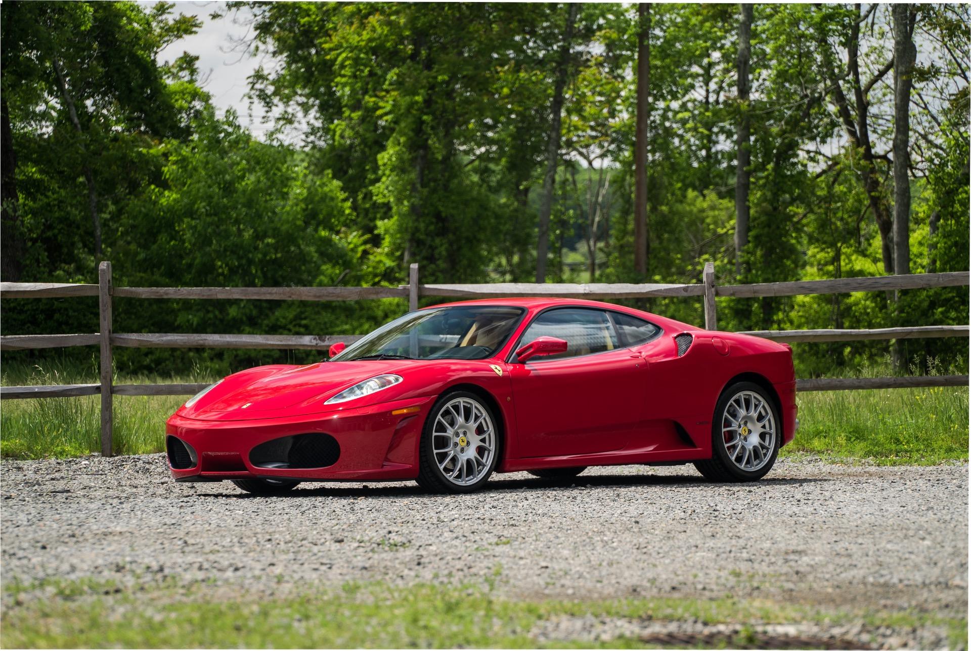 2005 Ferrari F430 Manual Transmission