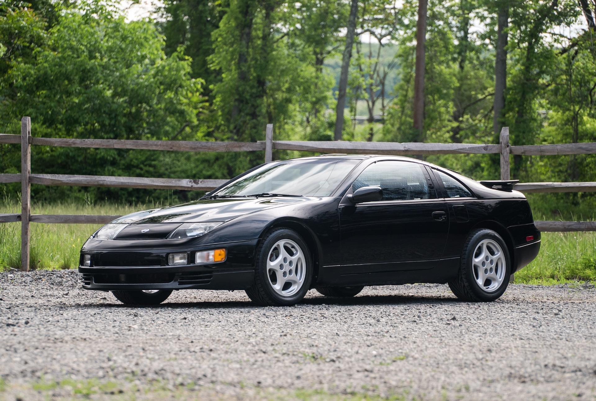 Delightful 1996 Nissan 300ZX Turbo Turbo