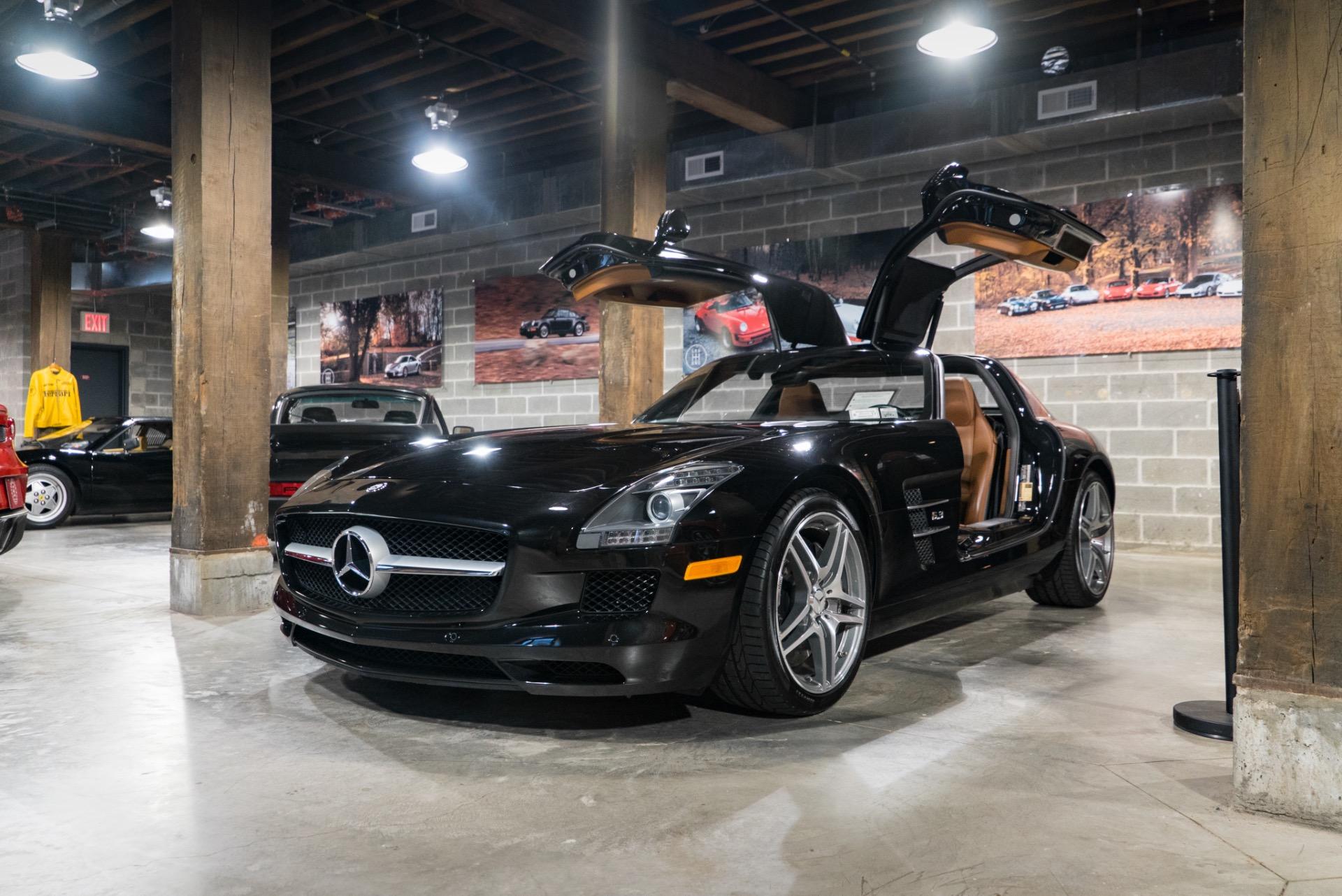 2012 Mercedes Benz Sls Amg