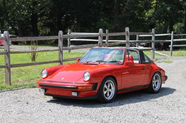 1982 Porsche SC