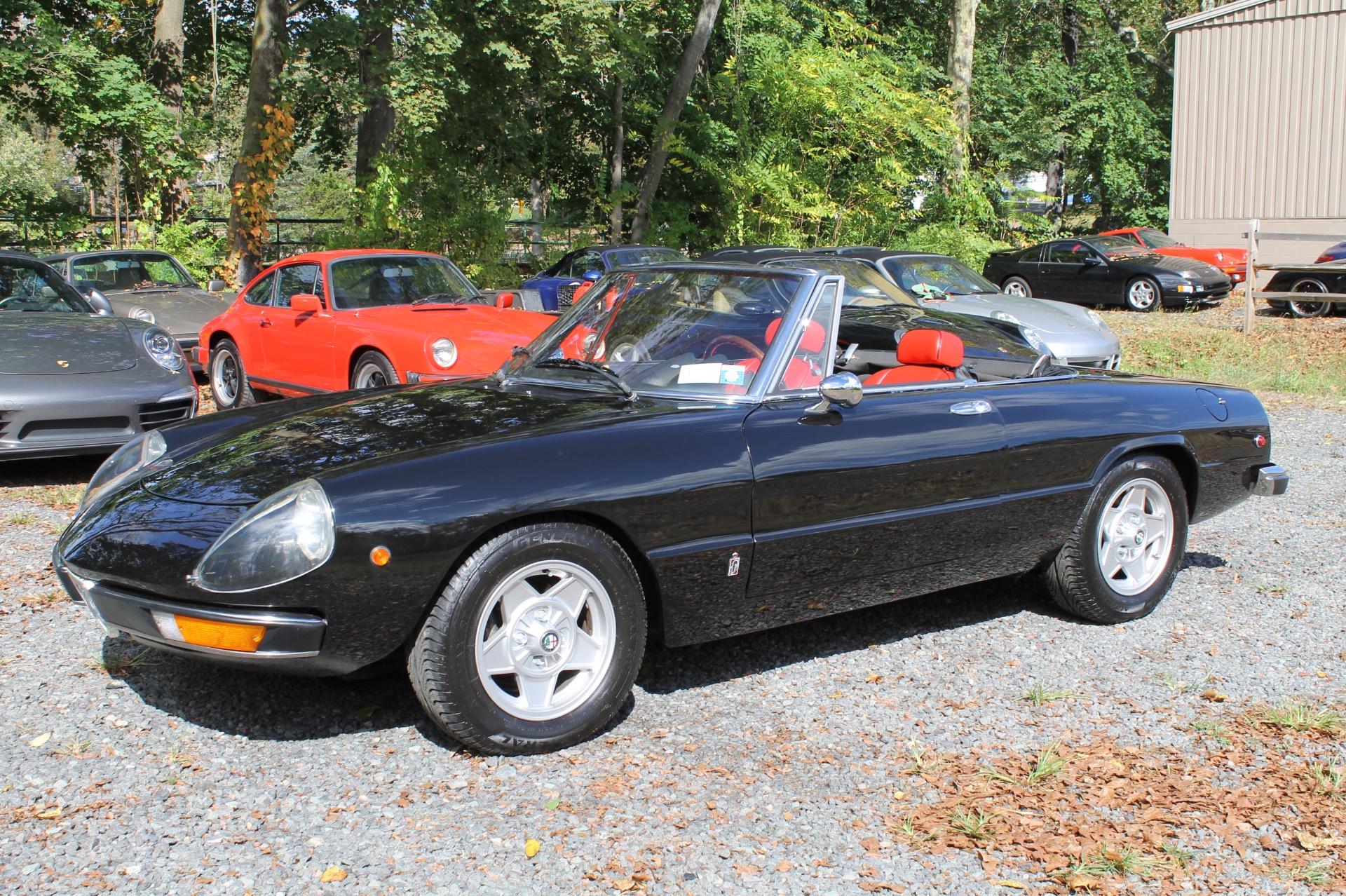 1974 alfa romeo 2000 spider -