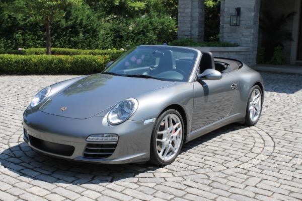 2009 Porsche 911 Carrera 4S PDK