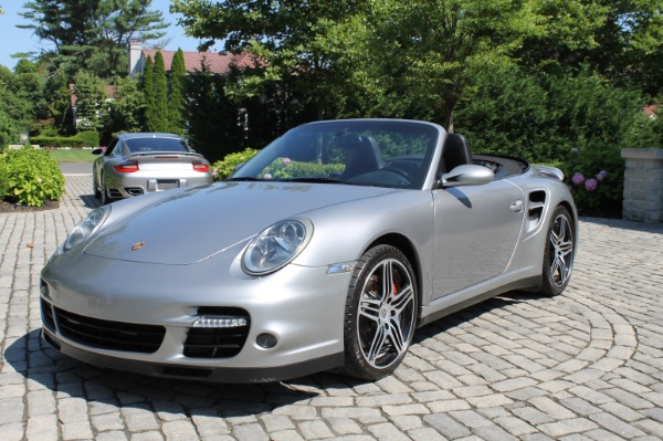 2008 Porsche 911 Turbo Tiptronic