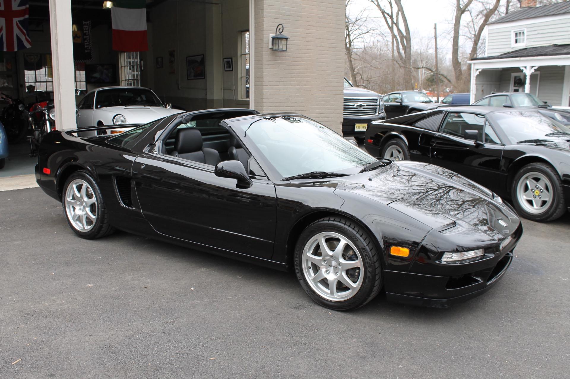 1999 Acura NSX NSX-T