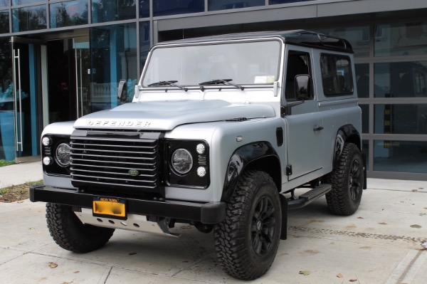 1990 Land Rover Defender 90 Arkonik Apex Edition