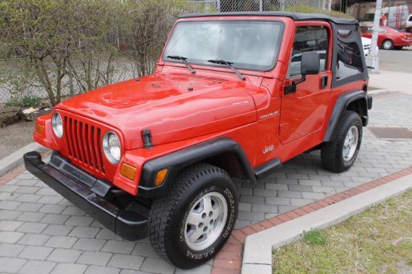 1997 Jeep Wrangler SE Automatic