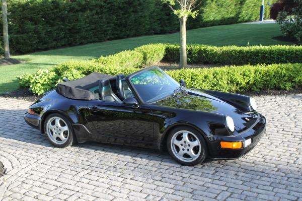 1992 Porsche 911 Roadster