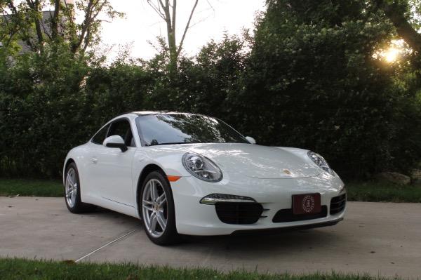 2016 Porsche 911 7-Speed
