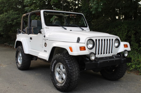 1999 Jeep Wrangler