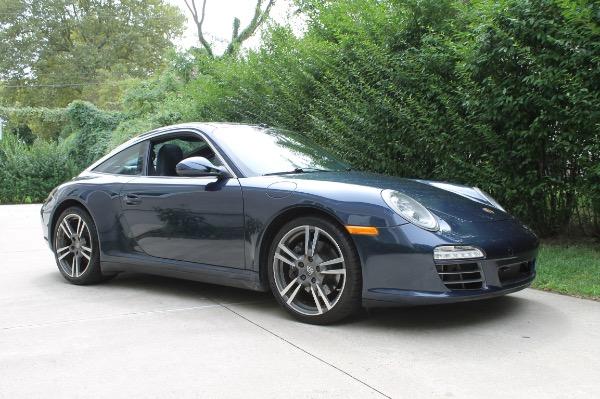 2012 Porsche 911 Targa 4