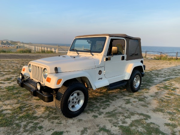 2002 Jeep Wrangler Automatic