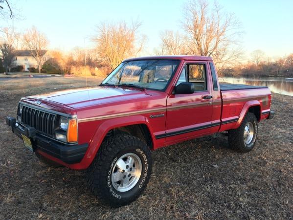 1989 Jeep Comanche