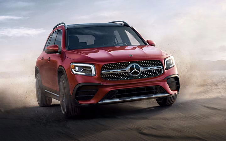2020 Mercedes GLB 250 4MATIC