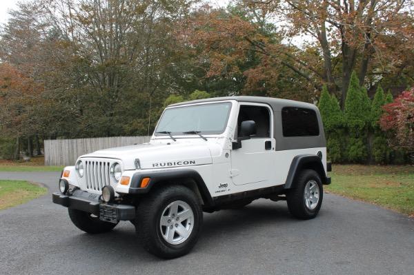 2006 Jeep Wrangler LJ Rubicon Automatic