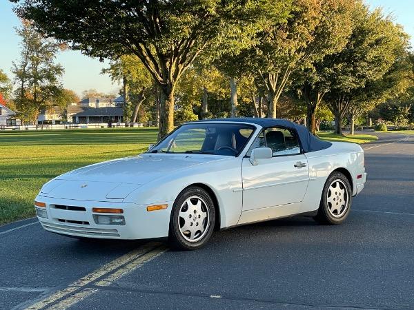 1991 Porsche 944 S2 Convertible