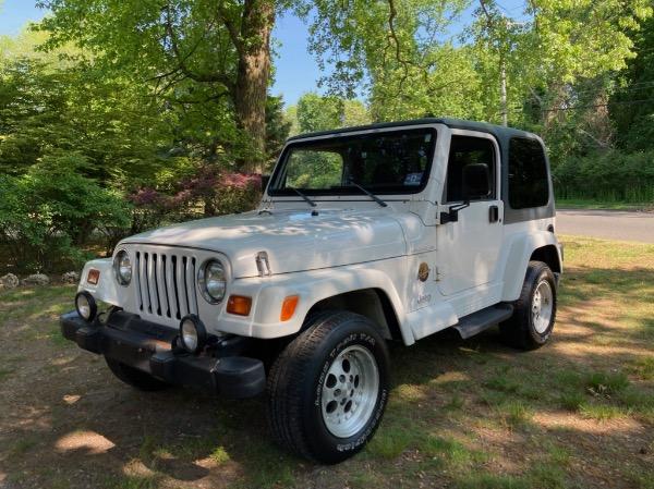 1998 Jeep Wrangler Sahara Automatic