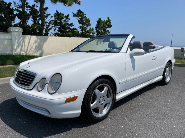 2000 Mercedes-Benz CLK 430 Convertible
