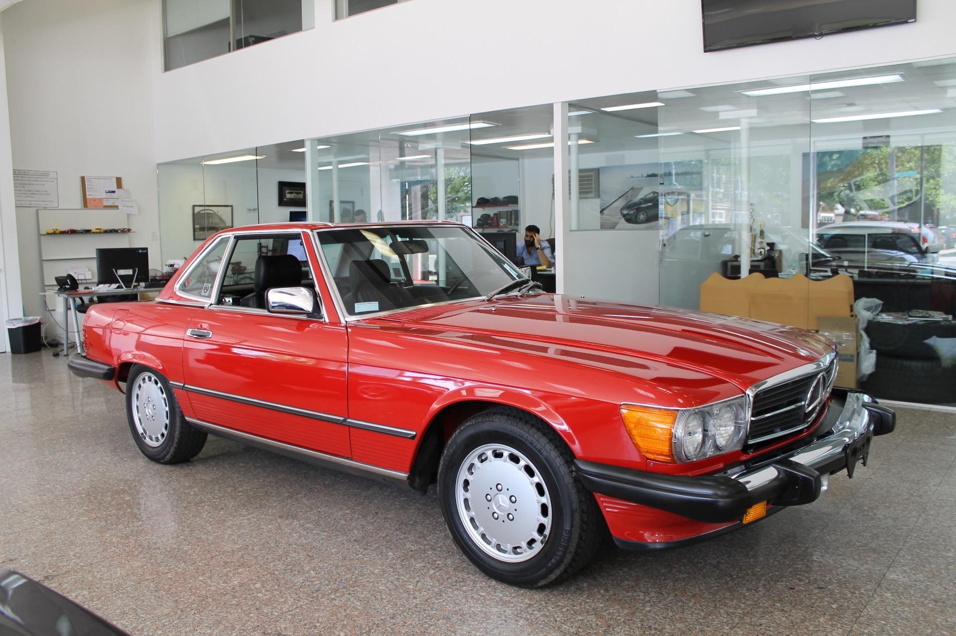 1988 Mercedes-Benz 560SL 3k miles! 560SL