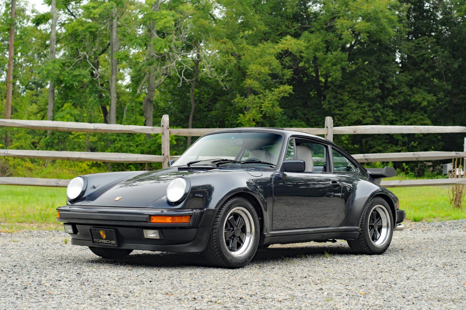 1988 Porsche 911 >> 1988 Porsche 911 Turbo Carrera Turbo